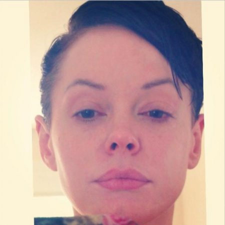 Rose McGowan chops her hair, says she looks like Hitler's cousin