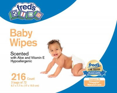 10 brands of baby wipes recalled after bacteria found