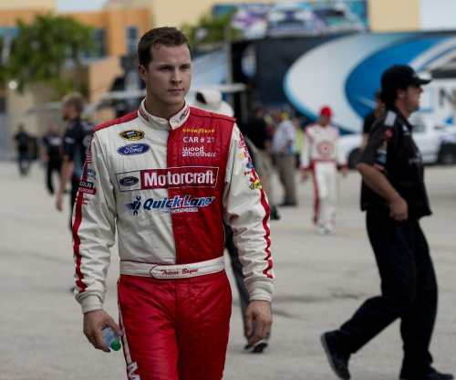 Trevor Bayne, Greg Biffle, Kyle Larson on top in Showdown