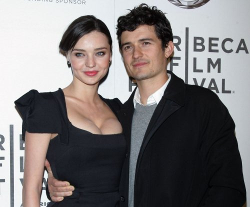 Miranda Kerr: Orlando Bloom warned me about his nude photos