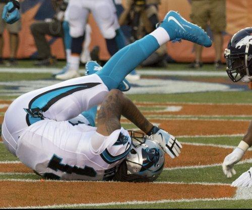 Carolina Panthers' Kelvin Benjamin gets 'extra treatment' at workouts
