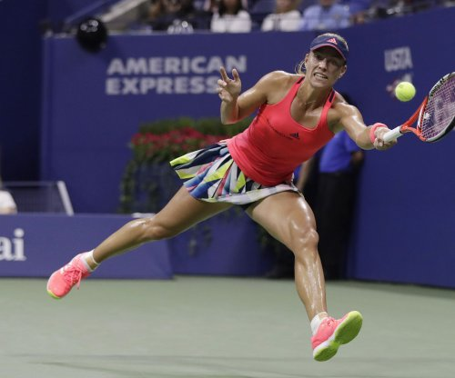 No. 1 Angelique Kerber out in historic upset at French Open