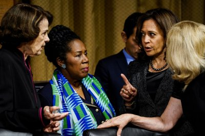 Intern for Democratic congresswoman arrested for 'doxxing' GOP senators