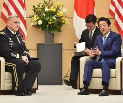 U.S. Joint Chiefs of Staff chair raises GSOMIA during Japan meeting