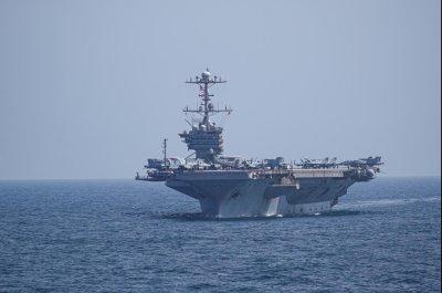 Truman CSG to remain at sea until Nimitz can deploy, Navy says