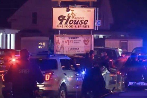 www.upi.com: 3 dead, 3 injured in shooting at bar in Kenosha