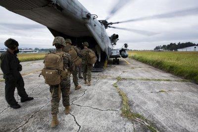 Marines deploy team to U.S. Embassy in Eswatini amid turmoil