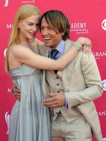 Kidman, Urban on new baby: We're blessed