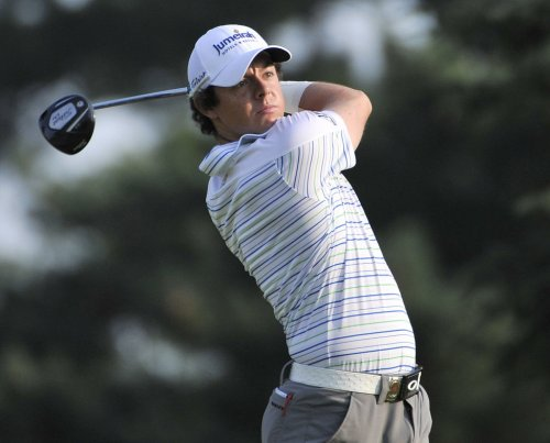 McIlroy among leaders at Hong Kong Open