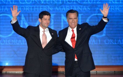 Romney, Ryan in good health -- physically