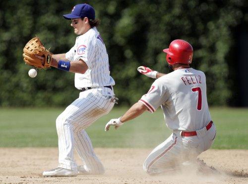 MLB: Philadelphia 12, Chicago Cubs 5