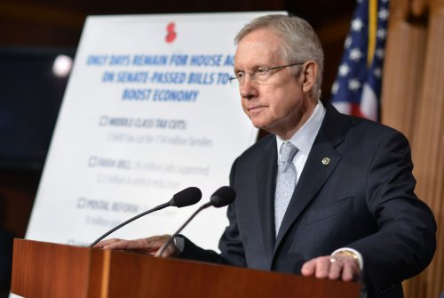 Reid: Romney cooperation pitch 'laughable'