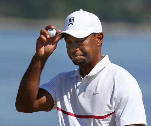 Woods shoots career-worst 156 at U.S. Open