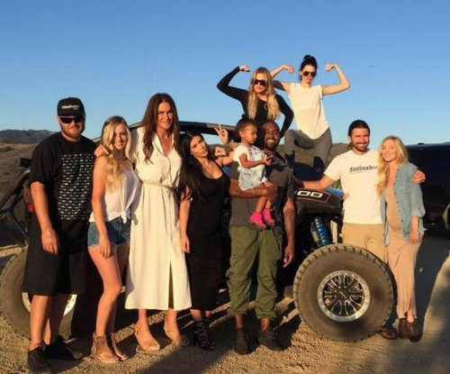 Caitlyn Jenner shares Father's Day pic with Kim Kardashian and family