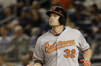 Baltimore Orioles win on Matt Wieters' RBI in ninth