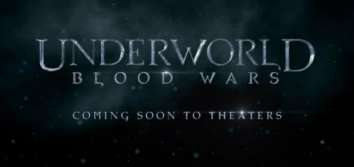 'Underworld: Blood Wars': Title, logo released for upcoming 5th installment