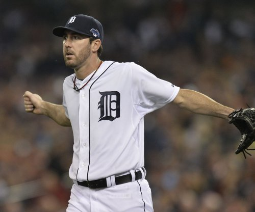 Justin Verlander survives early trouble, Detroit Tigers win