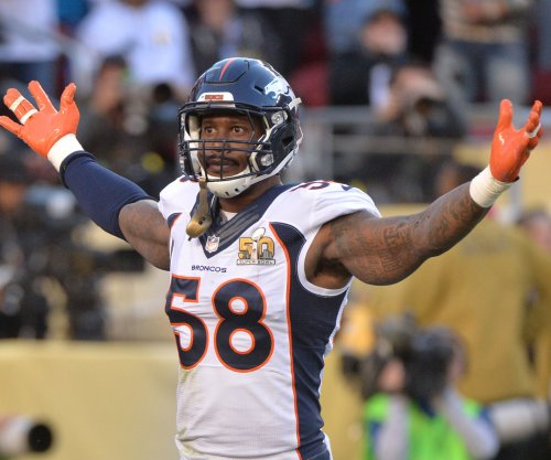 Denver Broncos' Von Miller hopeful of new deal soon