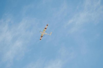 Researchers test cloud-seeding drone in Nevada