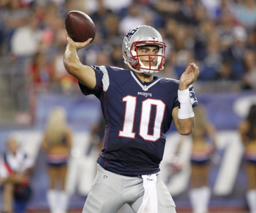 Jimmy Garoppolo, New England Patriots dump New Orleans Saints