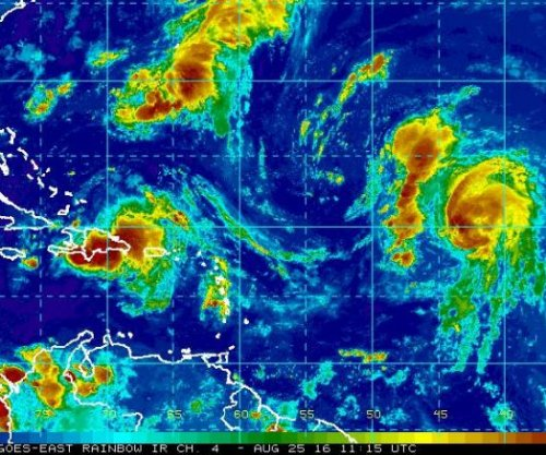Hurricane Gaston expected to weaken; next storm could organize Thursday