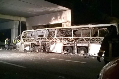 At least 16 dead, most teens, in Italy bus crash