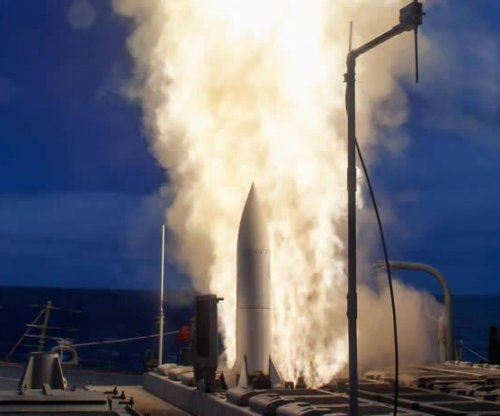 New SM-6 missile variant to begin at-sea testing
