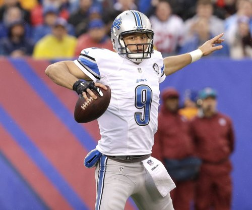 NFL camp openings: Detroit Lions must rebuild wall to protect Matthew Stafford