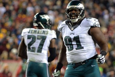 NFL reviewing hit from Eagles' Fletcher Cox on 49ers' Joe Staley