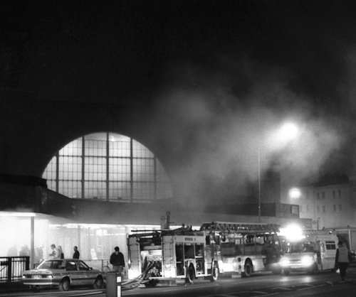On This Day: London subway fire kills 30