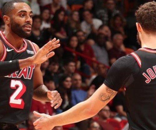 Wayne Ellington's 3-point shooting lifts Miami Heat over Dallas Mavericks