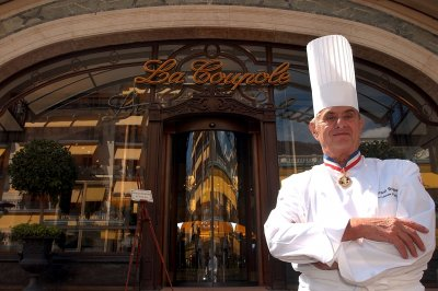 Paul Bocuse, renowned French chef, dies at 91
