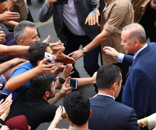 Erdogan leads by big margin in Turkey's presidential election