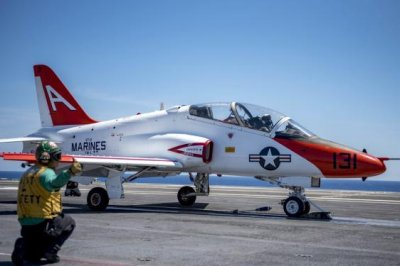Navy contracts L-3 for T-45 Goshawk maintenance, support