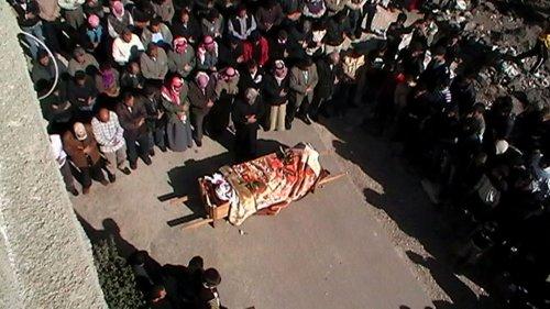 U.S. envoy to Syria appalled by violence