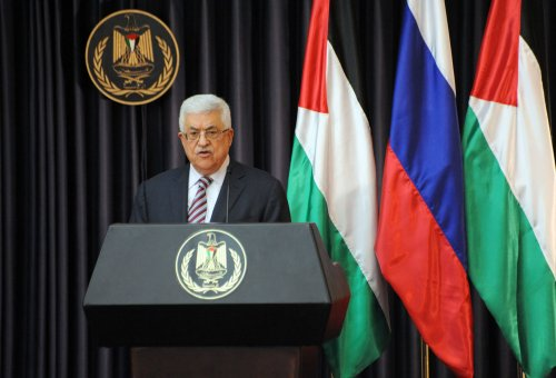Abbas: No talks until 123 prisoners freed
