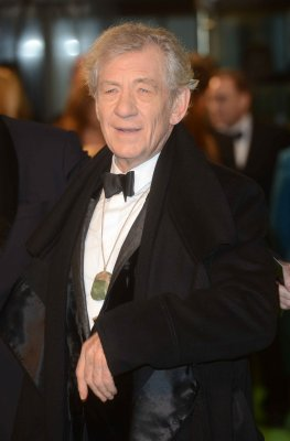 Ian McKellen discusses his television series 'Vicious'