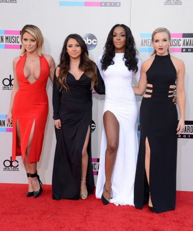 Danity Kane breaks up after Dawn Richard, Aubrey O'Day fight