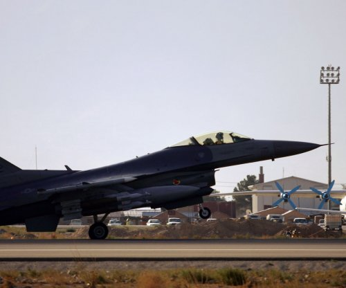 Greek F-16 fighter jet crashes in Spain