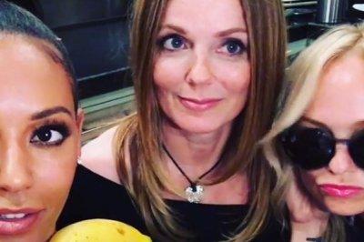 Spice Girls: Mel B, Emma Bunton, Geri Halliwell reunite
