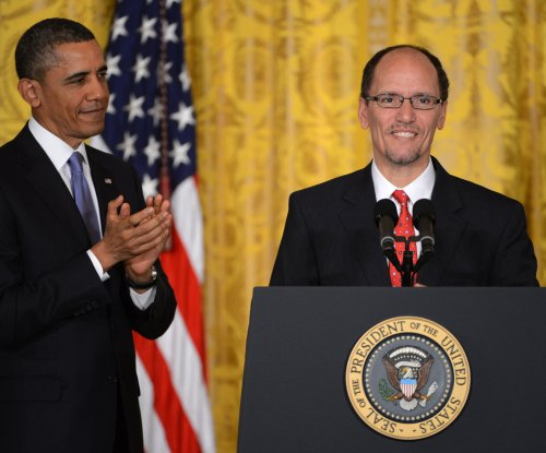Labor Secretary Tom Perez expected to join race for DNC chair
