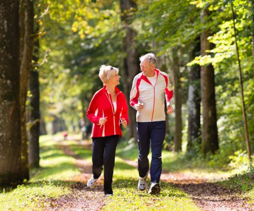 Study finds exercise 2.5 hours a week slows Parkinson's