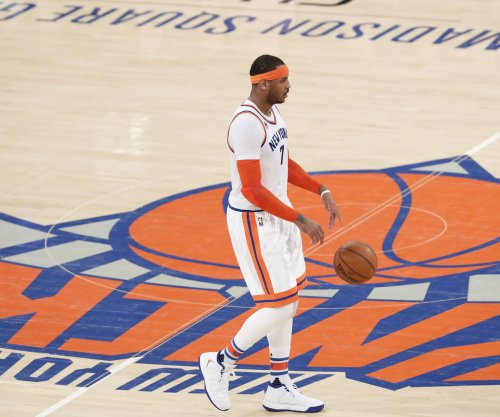 Carmelo Anthony: New York Knicks president leaves out All-Star in team preview