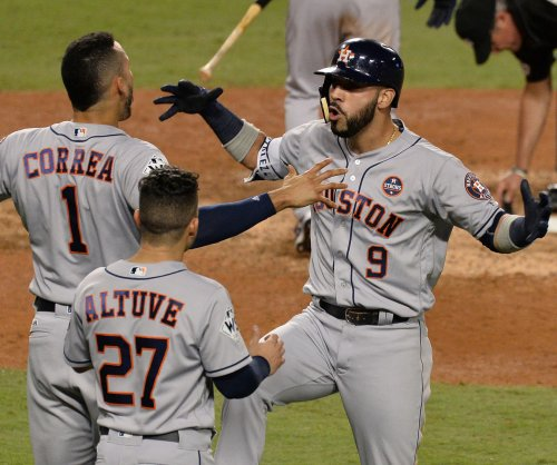 World Series Game 2: Astros pull even with LA in late thriller