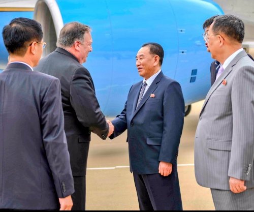Report: Pompeo asked North Korean regime about nuclear activities