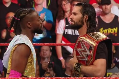 WWE Raw: Seth Rollins, Kofi Kingston have Winner Takes All Match