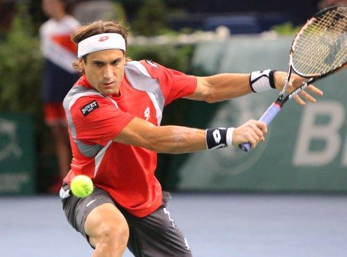 Djokovic sharp in 2nd-round Australian win