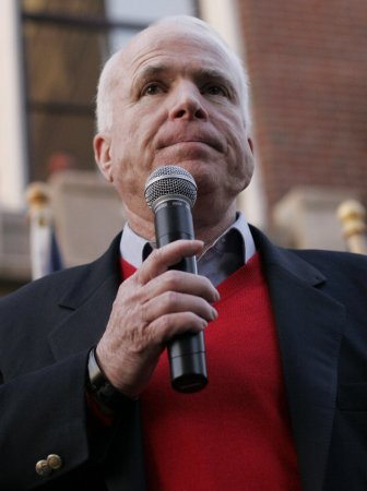 McCain looks to Mich., S.C., Fla.
