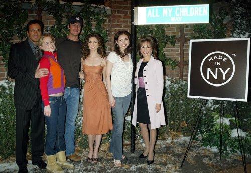 Iraq war veteran cast in 'All My Children'
