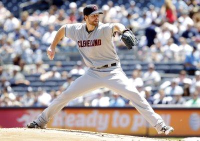 Sprained finger puts Indians hurler Corey Kluber on disabled list